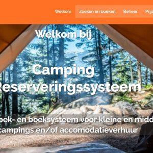 CampingReserveringsSysteem